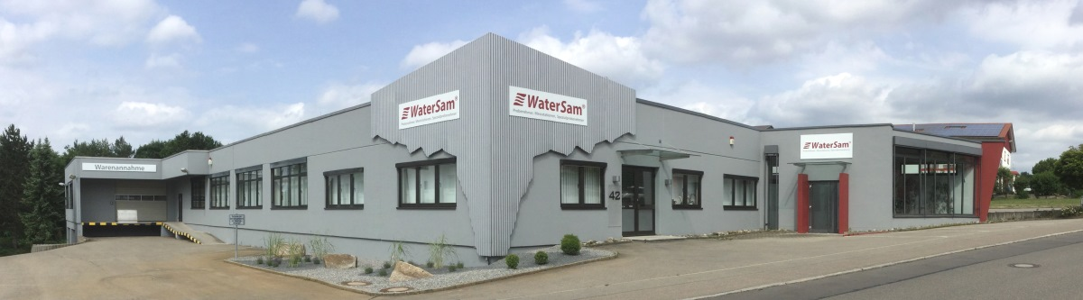 WaterSam GmbH & Co. KG, Balingen, Germany