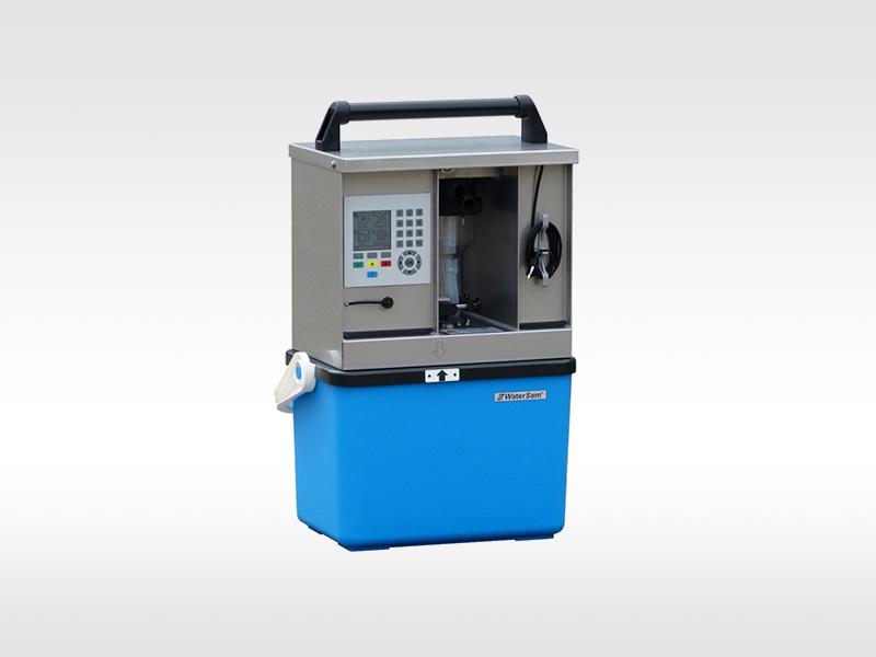 Mobiler Abwasserprobenehmer - Automatic protable sampler WS Porti
